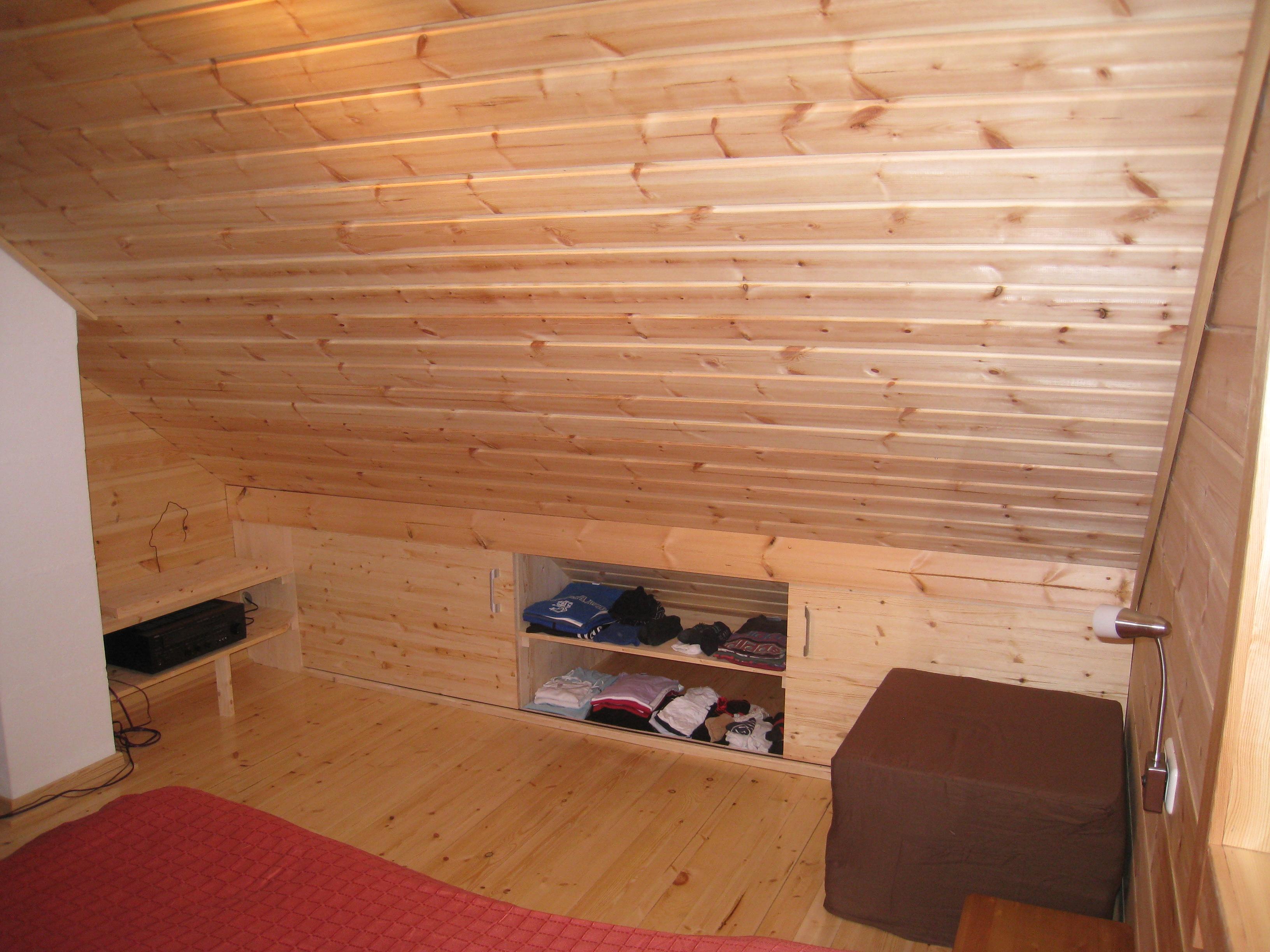 erstaunlich schiebet ren dachschr ge selber bauen ebenbild. Black Bedroom Furniture Sets. Home Design Ideas